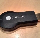 Google Chromecast   First steps