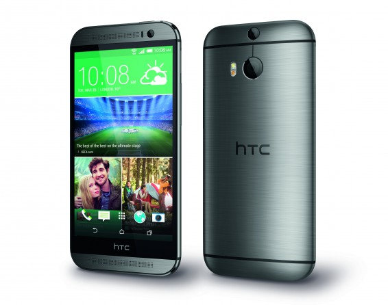 HTC One (M8)   The official specs