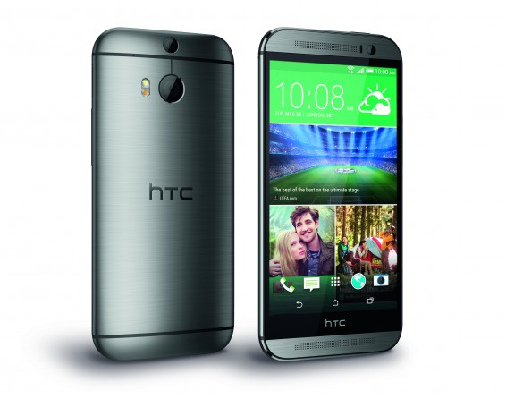 The new HTC One (M8) Announced   Full Details