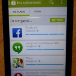 Nokia X Rooted – Google Apps installed