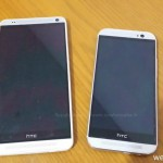 HTC One E9 leaks out