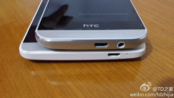 The HTC One (M8)   Available to buy Tuesday. More detail.