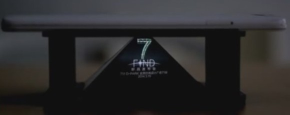 Oppo Find 7 event invite unboxing – You have to see this