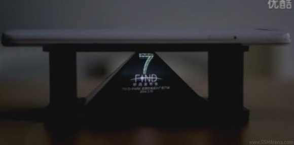 Oppo Find 7 event invite unboxing   You have to see this