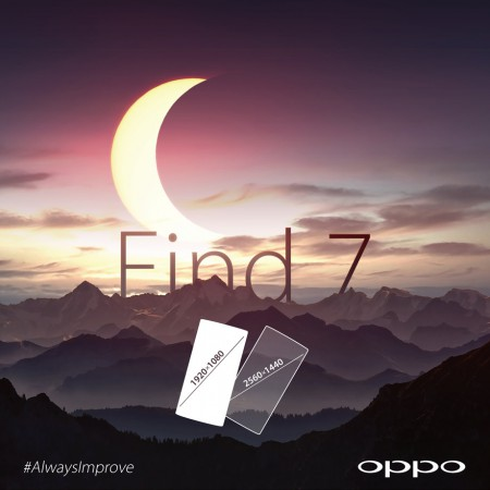 Oppo Find 7 is coming to Europe   its official