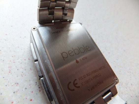 Pebble Steel pic6
