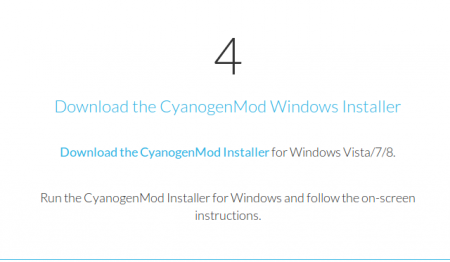 CMInstaller   Making CyanogenMod accessible to all.