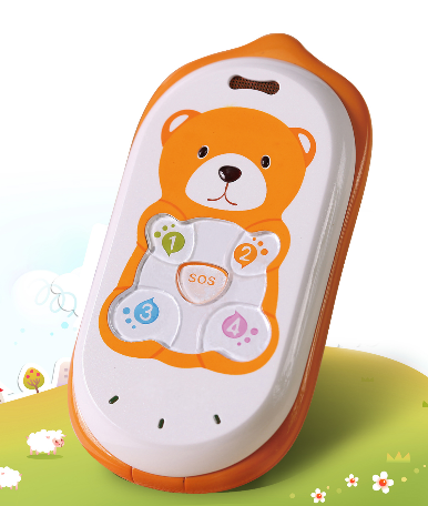 Safeguard your kids with this rather colourful mobile