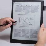 Sony unveil 'Digital Paper' tablet