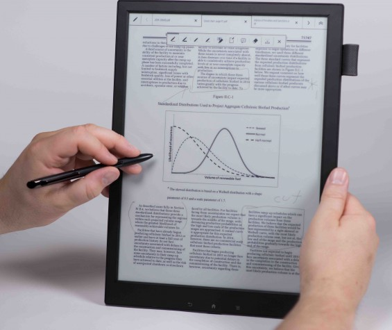 Sony Digital Paper1