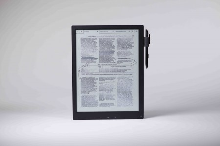 Sony unveil Digital Paper tablet