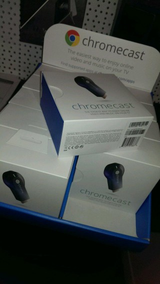 Chromecast coming Wednesday to the UK   PCWorld / Currys Exclusive
