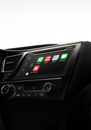 Apple announce CarPlay