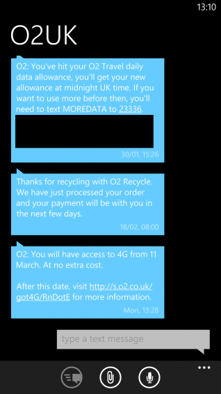 O2 deliver free 4G access to some customers