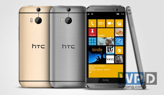 HTC still working on a Windows Phone .. apparently