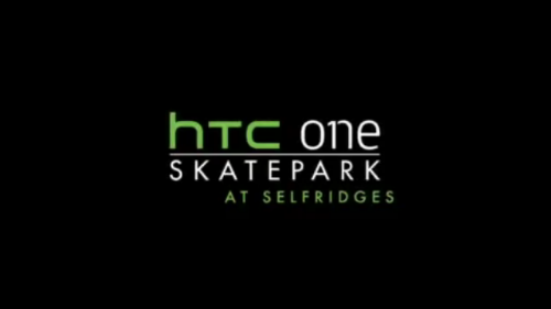 HTC to create a skatepark at Selfridges
