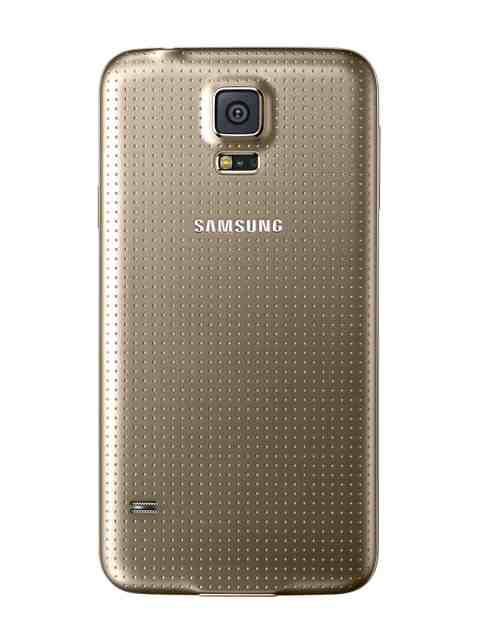 Galaxy S5   I love gold! Exclusive to Voda