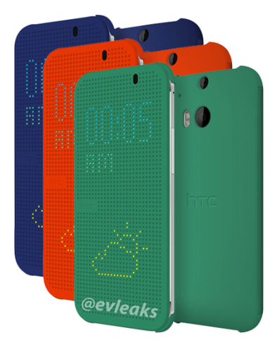 HTC M8 to have a dot matrix case and Google Play Edition   Rumour