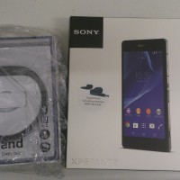 Xperia Z2 and smartband