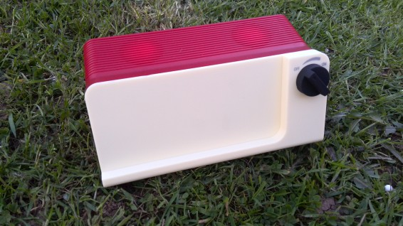 Retro Touch Speaker Review