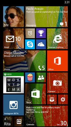 Win Phone 8.1