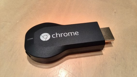 Got yourself a Chromecast? Get £4.99 of Google Play credit