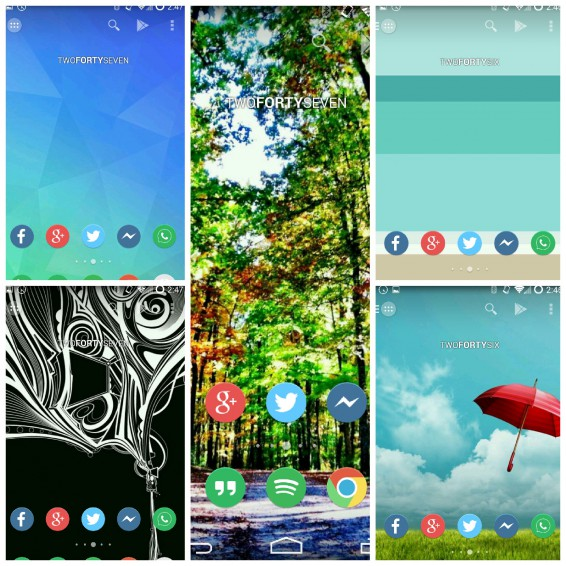 Bitmado   Wallpaper shuffling app