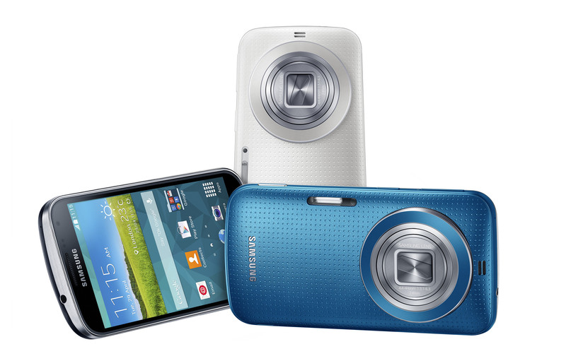 Samsung Galaxy K Zoom announced