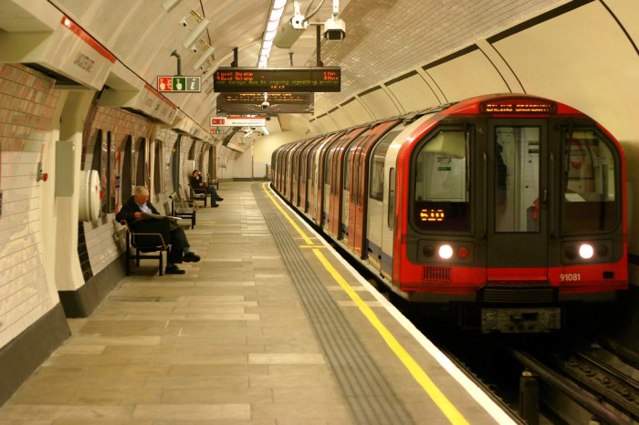 More WiFi hotspots on the Underground