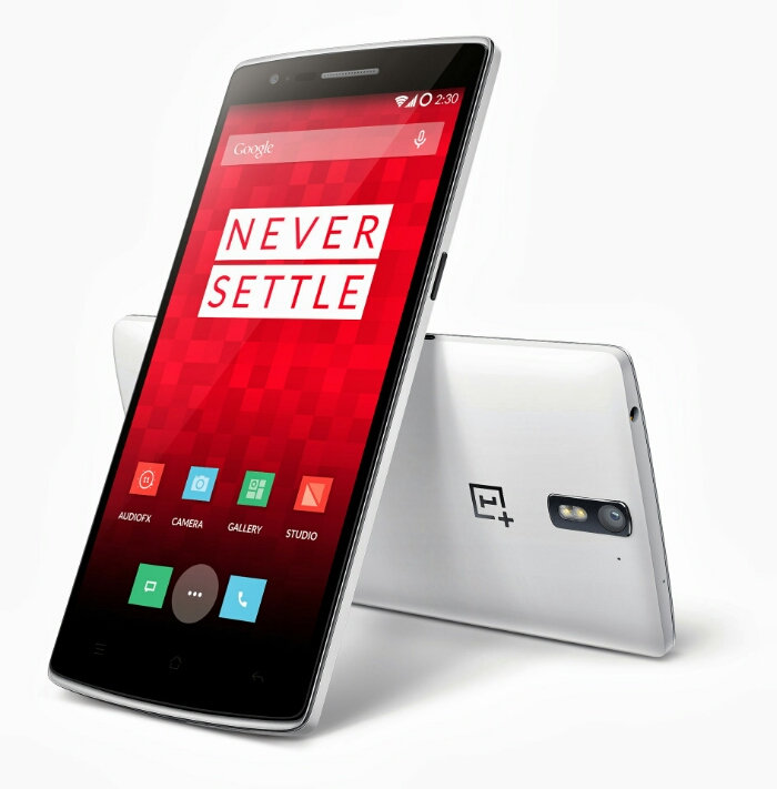 The slightly over hyped OnePlus One is finally unveiled