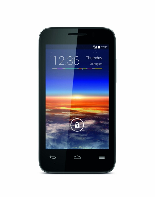 A smartphone for just £50. The Vodafone Smart 4 mini