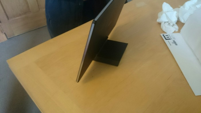 Xperia Z2 tablet first impressions