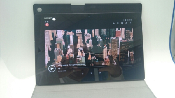 Xperia Z2 Tablet   Review