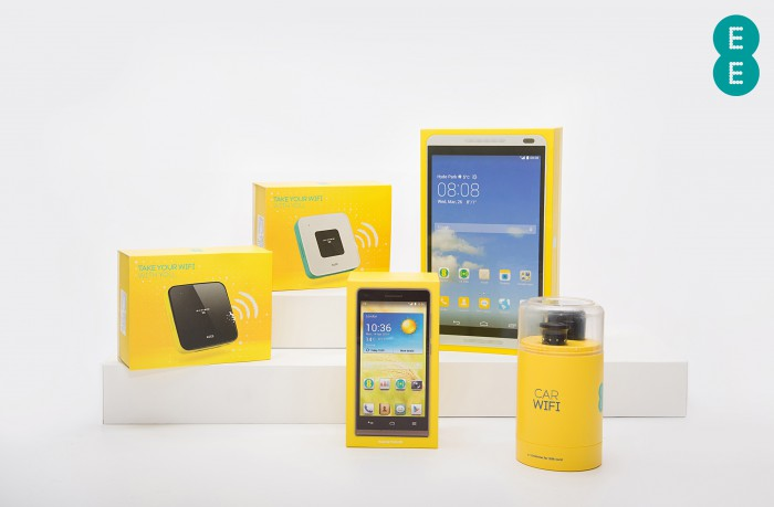 EE product family launching in May 2014