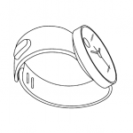 Samsung design for new smartwatch leaked