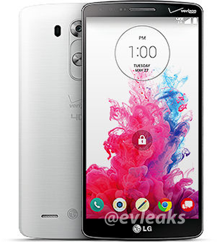 More shots of the LG G3 leak