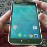 Samsung Galaxy S5 Prime caught on video, or is it an Active?