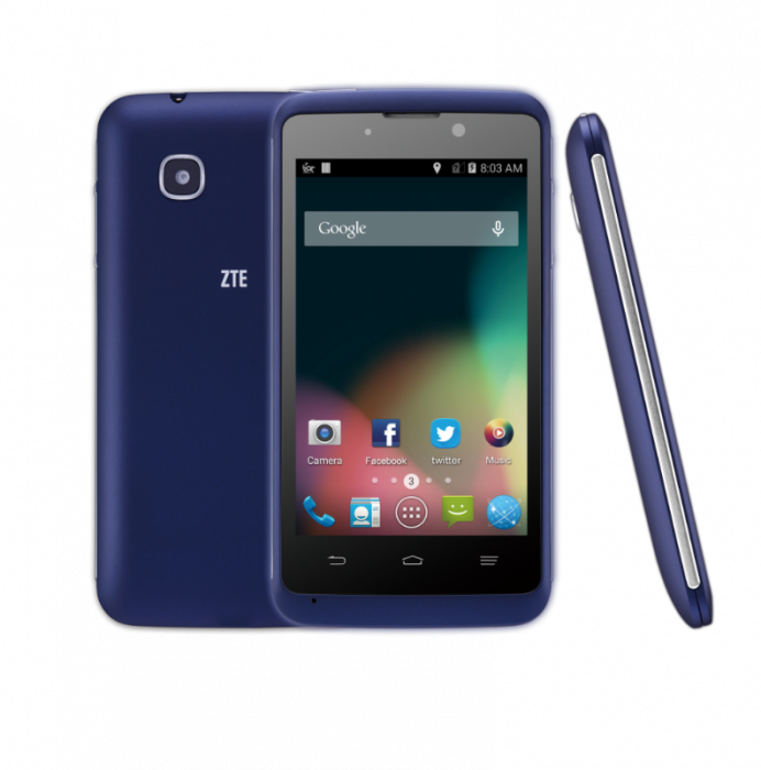 ZTE Kis 3 launching in Europe