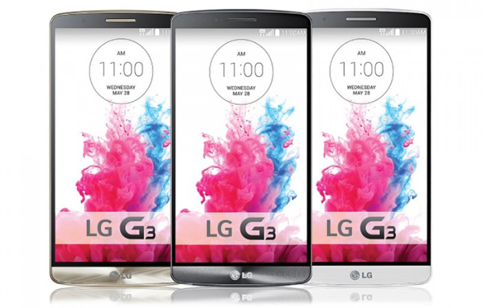 Three UK confirmed to sell LG G3