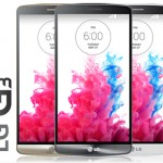 LG announce the G3 – Lasers and all
