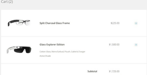 Google Glass now available to everyone ( in the USA )