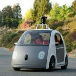 You are being replaced. Google unveils driverless car prototype