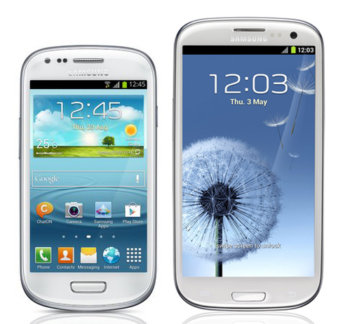 No KitKat for international versions of the Galaxy SIII and SIII mini