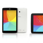 LG announce three new models in the G Pad series
