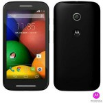 Moto E spotted before launch day.