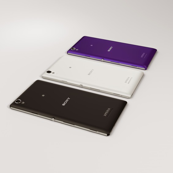3 Xperia T3 Colour Range