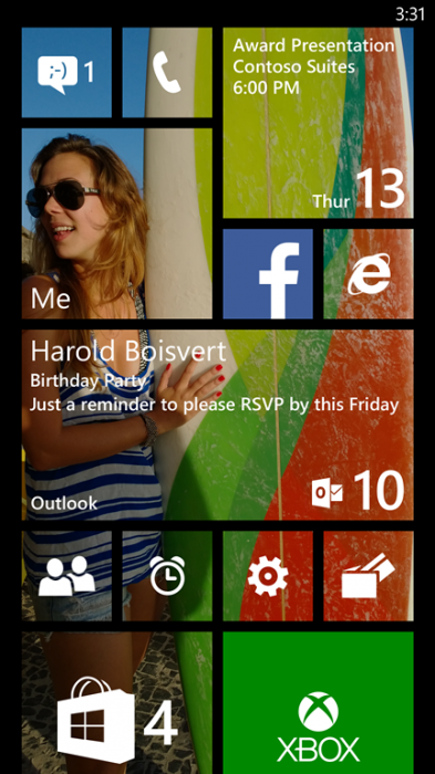 Windows Phone 8.1   Now its my turn
