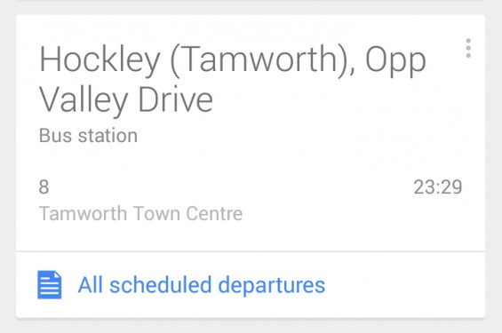 Google Now... Yesterday, Today and Tomorrow
