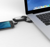 The clip on USB cable, now available