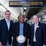 World Cup scores to be displayed on the London Underground